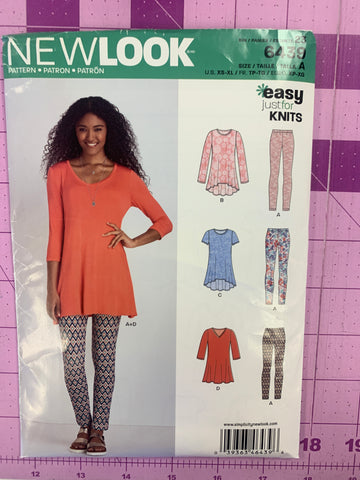 New Look Pattern 6439
