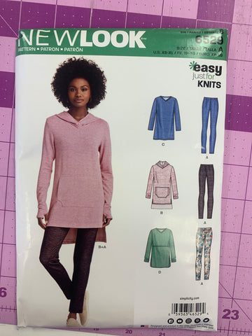 New Look Pattern 6529