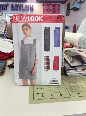 New Look Pattern 6572