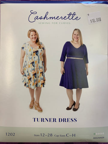 Cashmerette turner dress