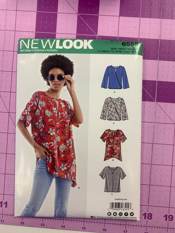 New Look Pattern 6555
