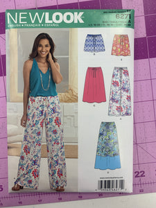 New Look Pattern 6271