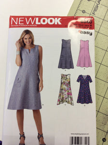 New Look Pattern 6340