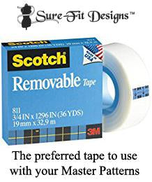 Removable Tape