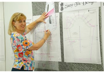 Pattern Fitting - The Dress Bodice