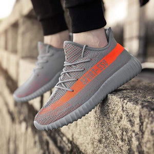 Men/'s Yeezy1 Style Running Shoes Breathable Casual Outdoor Jogging Walking Shoes