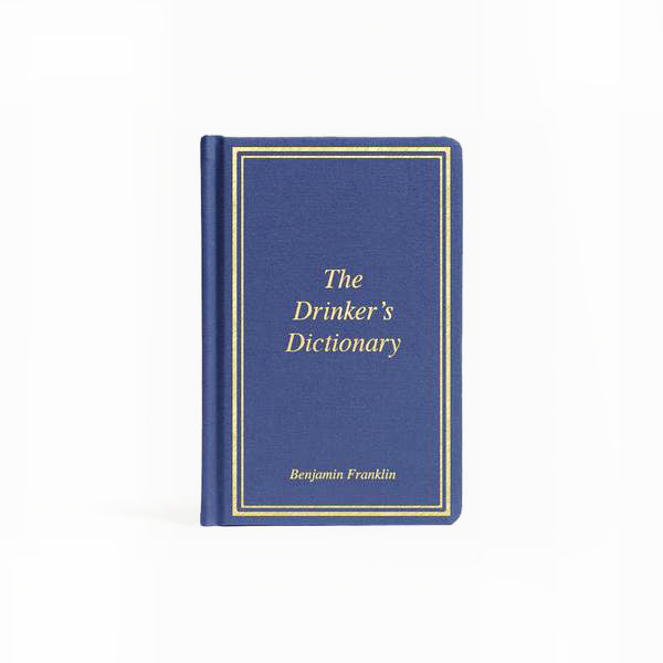 The Drinker's Dictionary (case of 12)