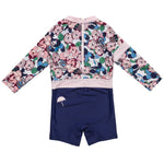 Avalon in Navy Floral