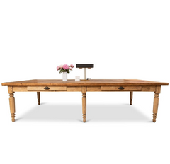 Antique Meeting/Dining Table
