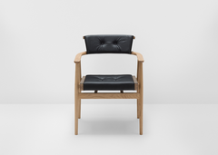 H Furniture // Leather Chair