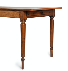 Antique Cherry Tree Table
