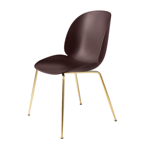 GUBI // Bettle Dinning Chair Un-upholstered