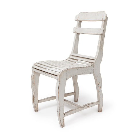 WoodLove // Antique painted Chair