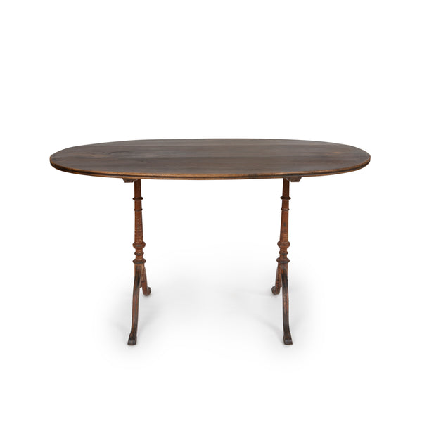 Antique Walnut Bistrotable