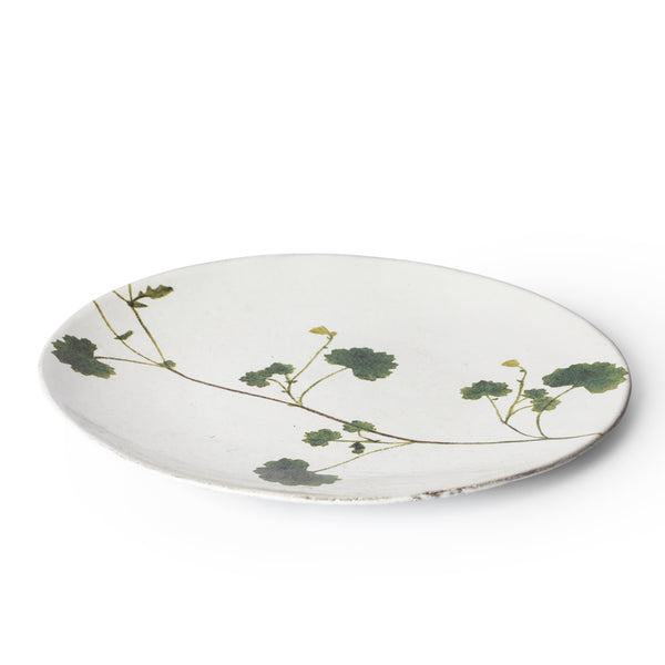 ASTIER DE VILLATTE // Wildflower Dinner Plate