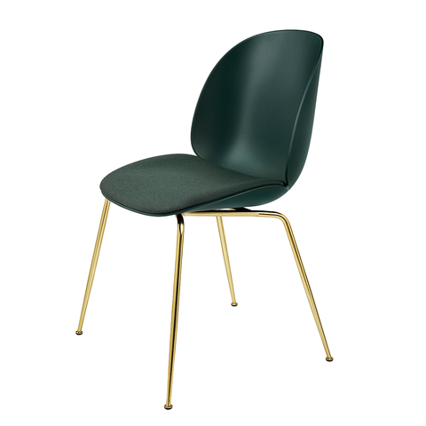 GUBI // Bettle Dinning Chair Seat-upholstered