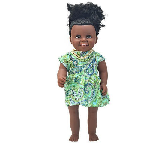 Bella, Quanesia, Rasheba & Shakeina Sibling Dolls | Coloured Dolls - Unapologetically Coloured