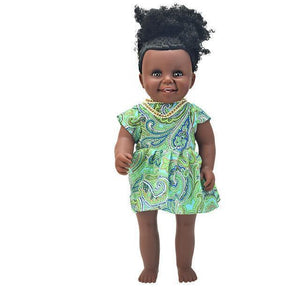 Bella, Quanesia, Rasheba & Shakeina Sibling Dolls | Coloured Dolls | Coloured Dolls - Unapologetically Coloured