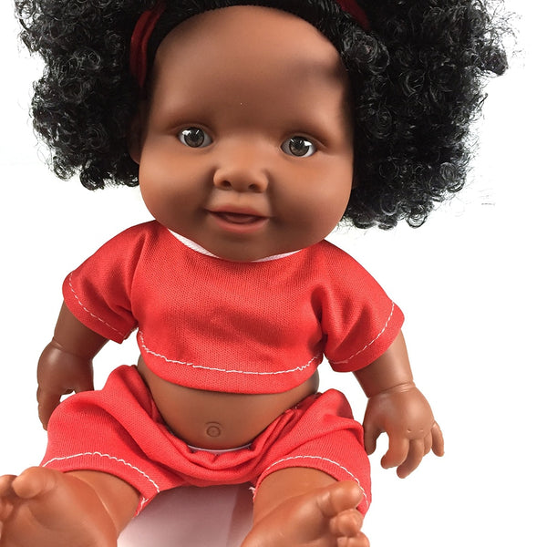 Kadisha, Lawanda,Lavonne & Latrice Sister Dolls | Coloured Dolls - Coloured Dolls Black African brown baby