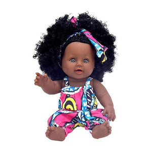 Baby Clothes Tropical | Coloured Dolls - Coloured Dolls Black African brown baby