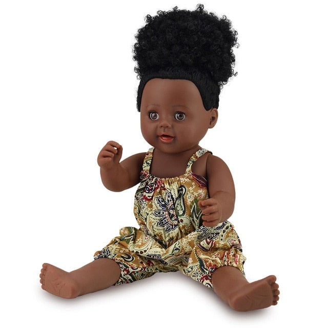 Lateefah Girl Doll | Coloured Dolls - Unapologetically Coloured