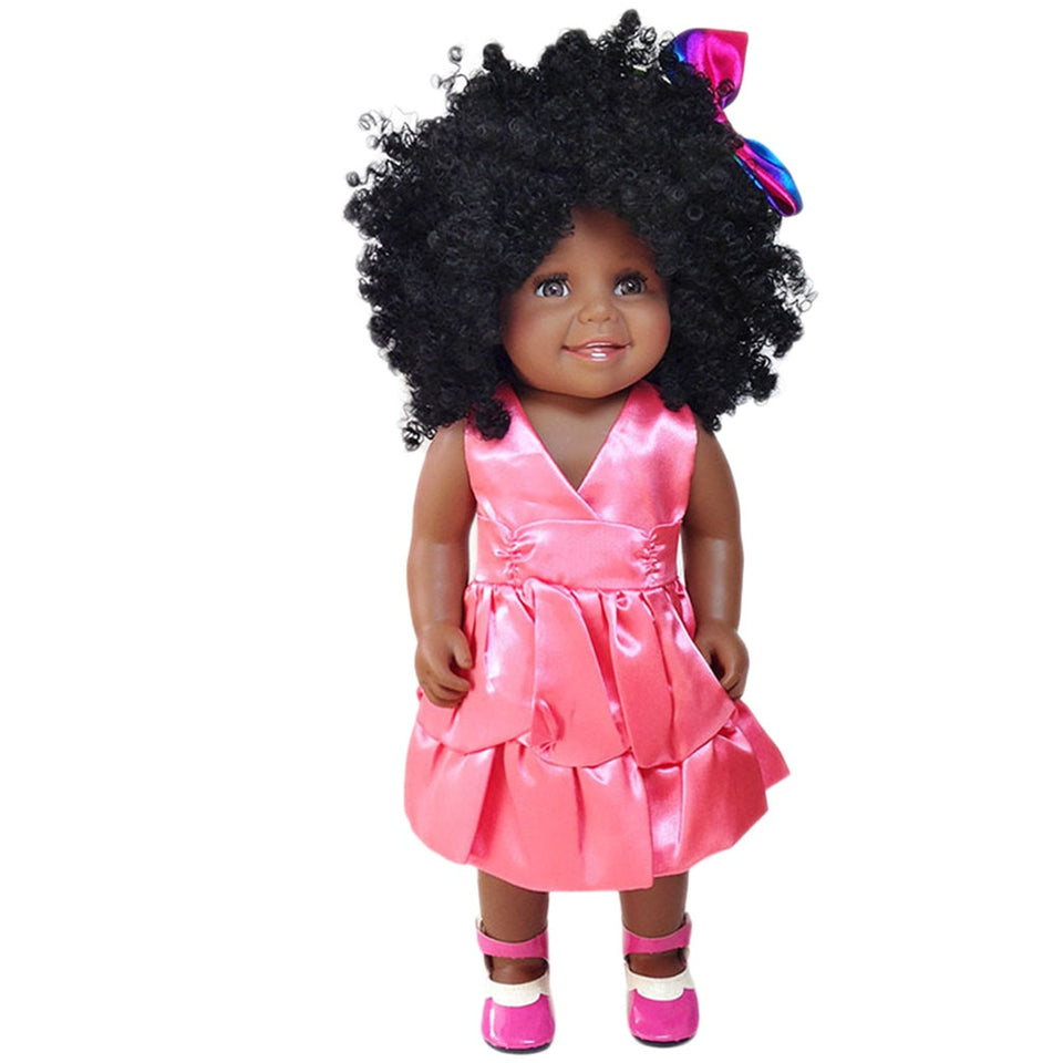Aaliyah Girl Doll | Coloured Dolls - Unapologetically Coloured