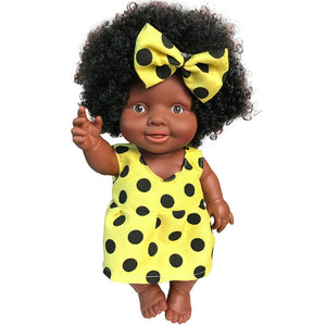 Shaniqua Girl Doll | Coloured Dolls - Unapologetically Coloured