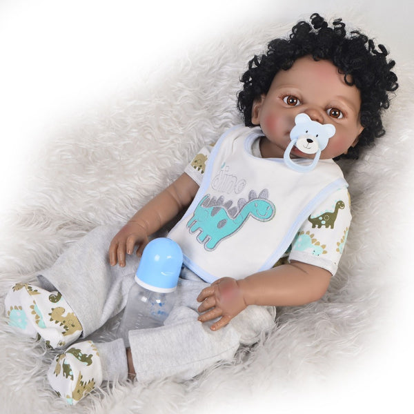 Trayvon Boy Doll | Coloured Dolls - Unapologetically Coloured