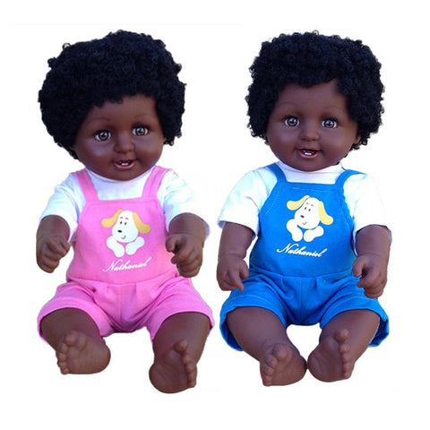 Rosa & Maya Twin Girls | Coloured Dolls - Unapologetically Coloured