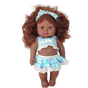 Esmeralda Girl Doll | Coloured Dolls - Unapologetically Coloured