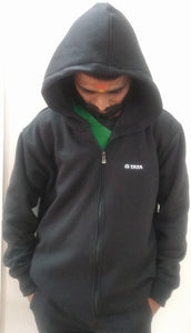 Full Sweat Shirt with hoodie - स्वेटशर्ट