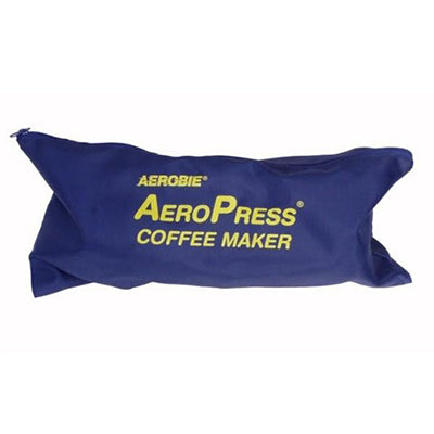 Aeropress Blue Nylon Travel Bag