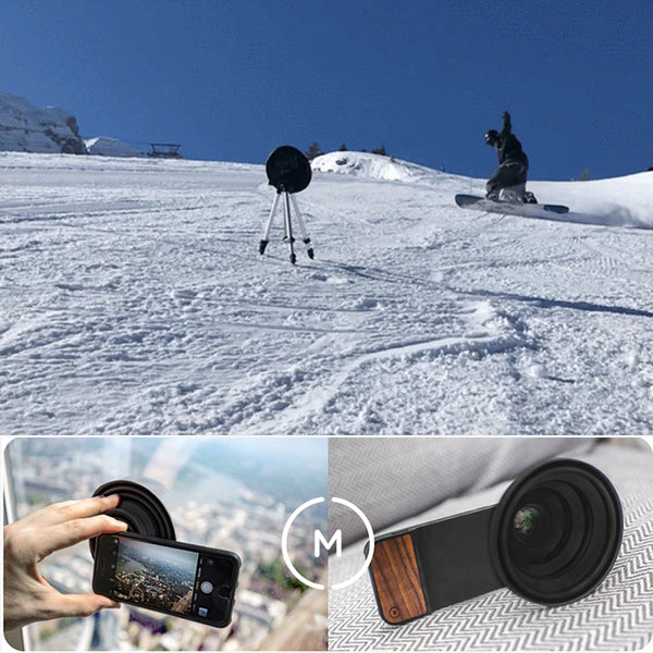Ultimate Lens Hood Fit to Any Lens