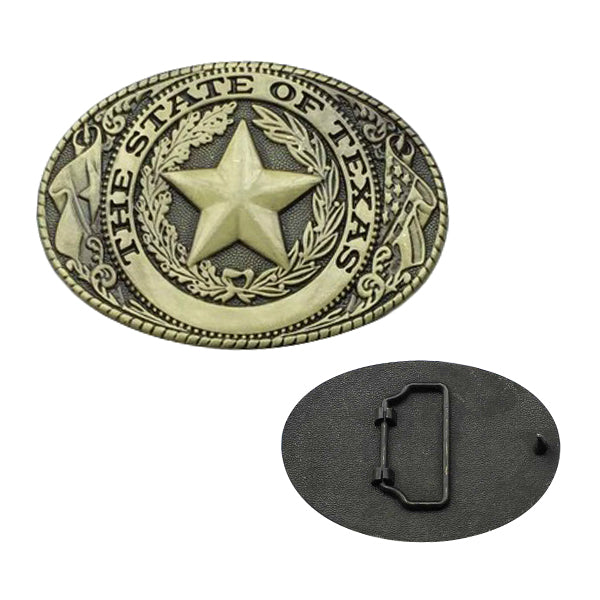 Metal Craft Belt Buckle-home&kitchen-hundredfeel-STAR-hundredfeel