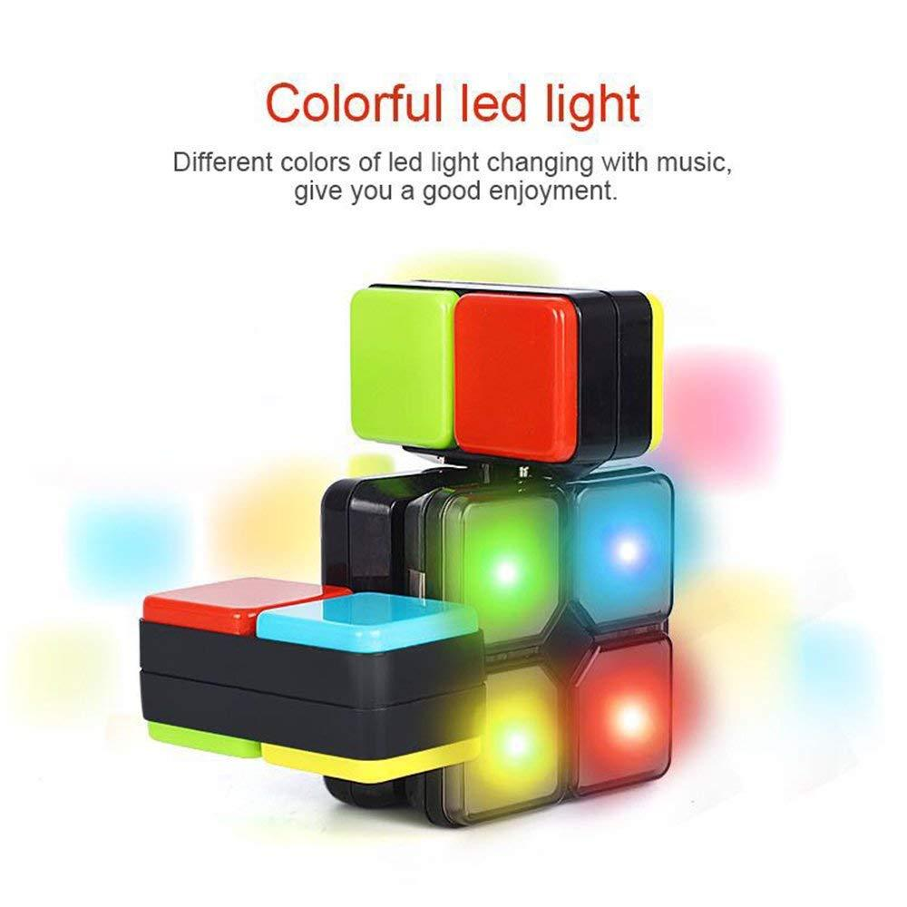 Electric Variety Rubik's Cube with Music Lights-toys-hundredfeel.com-colorful-hundredfeel