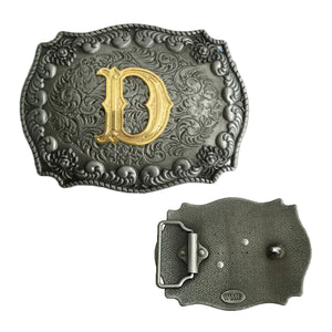 Metal Craft Belt Buckle-home&kitchen-hundredfeel-LETTER D-hundredfeel