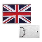 Metal Craft Belt Buckle-home&kitchen-hundredfeel-UK FLAG-hundredfeel