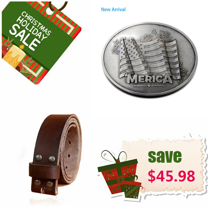 Beer Buckle Holds A Bottle Or Can Hands Free-home&kitchen-hundredfeel-Save $45.98👉Merica+Belt(Coffee)-hundredfeel