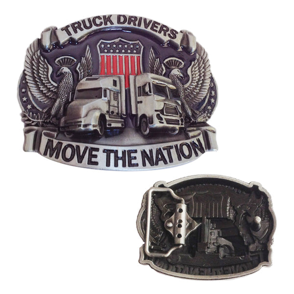 Metal Craft Belt Buckle-home&kitchen-hundredfeel-TRUCK-hundredfeel
