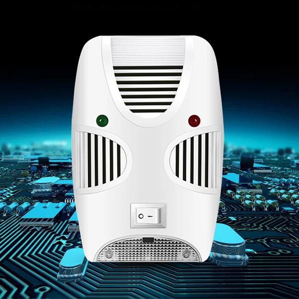 Electronic Pest Repeller Anti Mice, Mosquito, Roach, Rodent, Ant, Bedbug, Harmless to Humans and Pets-home&kitchen-hundredfeel-hundredfeel