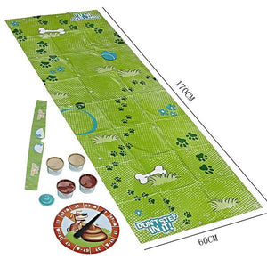 Don't Step In It Family Fun Interactive Board Game-toys-hundredfeel.com-hundredfeel