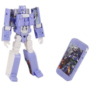 Robot Deformed Watch/Deformed Mobile Phone-toys-hundredfeel.com-PURPLE(PHONE)-hundredfeel