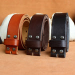 Imitation Leather Belt Strap without Belt Buckle-home&kitchen-Hundredfeel.com-hundredfeel