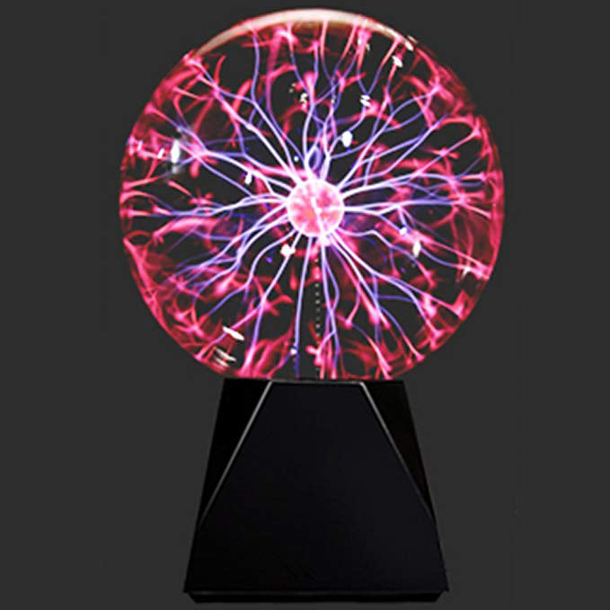 Glass Plasma Magical Ball Electrostatic Flashing Ball