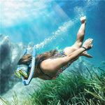 Underwater respirator professional diving equipment-Water Sports-hundredfeel.com-hundredfeel