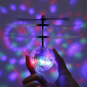 Infrared Induction Outdoor RC Helicopter Ball-toys-hundredfeel.com-hundredfeel