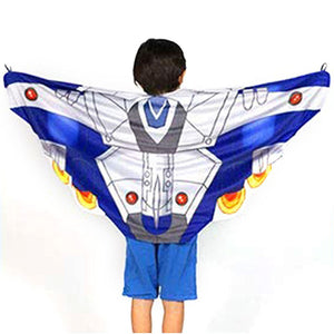 Cozy Wings Wrap Around Magic Wings Size Fits Most Kids-toys-hundredfeel-space ship-hundredfeel