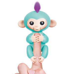 Interactive Finger Toy-Monkey-toys-hundredfeel.com-GREEN-hundredfeel