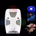 Humans & Pets Friendly Electronic Pest Repeller Anti Mice, Mosquito, Roach, Rodent, Ant, Bedbug-home&kitchen-hundredfeel-hundredfeel