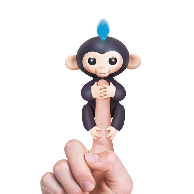 Interactive Finger Toy-Monkey-toys-hundredfeel.com-BLACK-hundredfeel